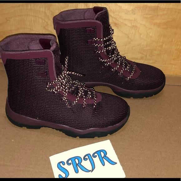 132b3b03d3fc4 NEW Nike Air Jordan Future Boots. M 5c6fa9256a0bb77a4f5e2f27